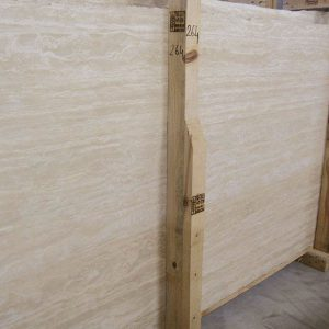 ivory travertine