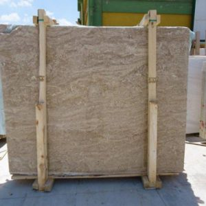 wallnut travertine