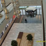 Marmara equator has been used at worldwide famous shopping mall at warszaw Poland on heavy trafficking floor in honed 15x15 & 30x60 & 60x60 cm sizes